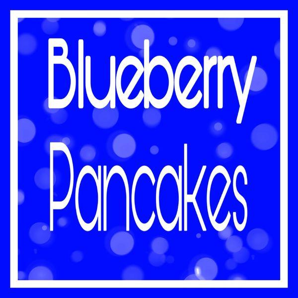 3 oz Pouch of Blueberry Pancake