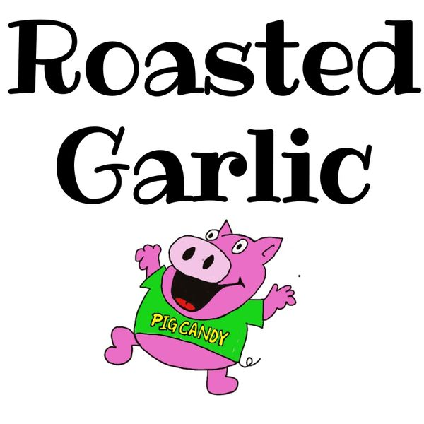 3 oz Pouch of Roasted Garlic Pig Candy