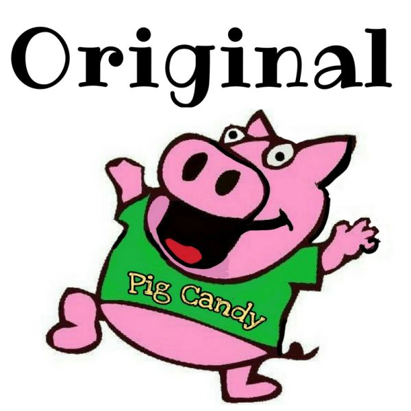 3 oz Pouch of Original Pig Candy