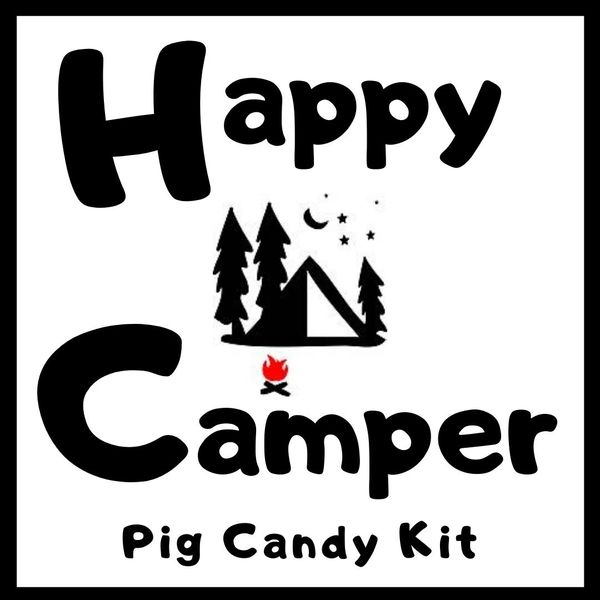Happy Camper Pig Candy Kit