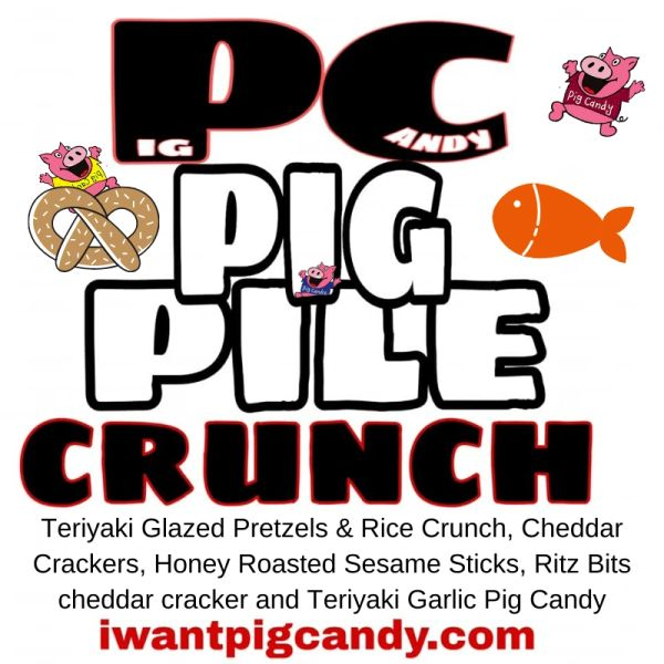 Pig Candy Pig Pile Crunch Pub Mix