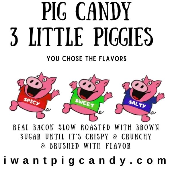 3 Little Piggies Stocking stuffers