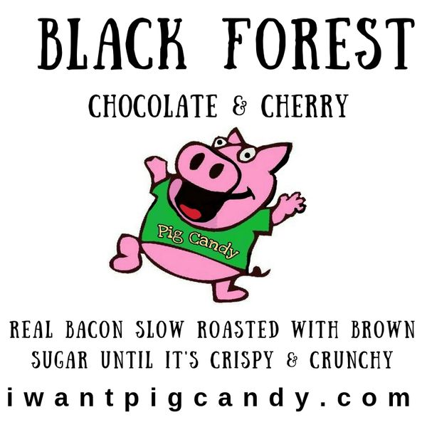 Black Forest Pig Candy