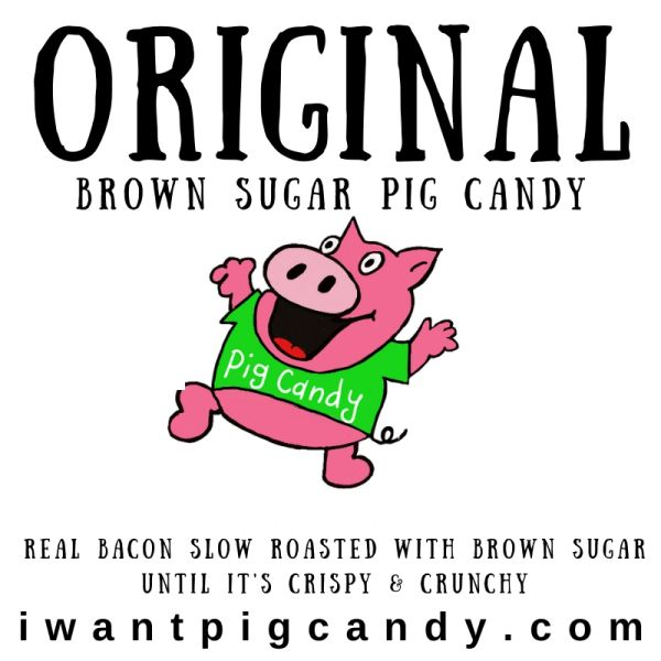 Half Pound of Original Pig Candy