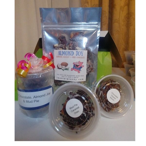 Grab Bag Almond Joy Box