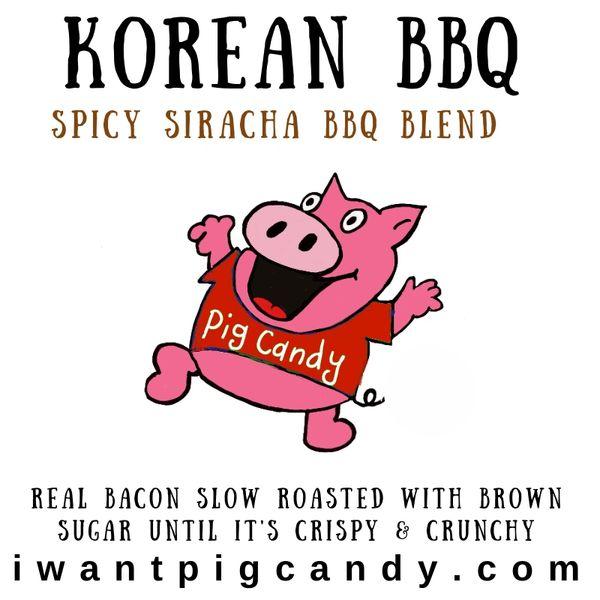 Korean BBQ Pig Candy