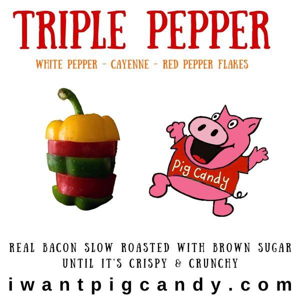 Triple Pepper Pig Candy