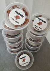 A Flight of Pig Candy Sampler 12 Pack (12-1/2 ounce containers)