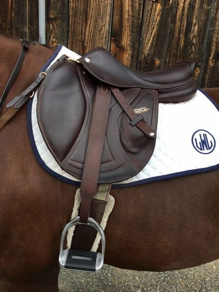 Millbrook Stirrup Leathers