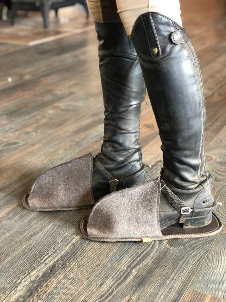 Felt House Shoes