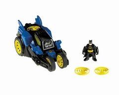 Fisher-Price Imaginext DC Super Friends: Motorized Batmobile