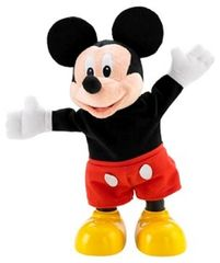 Mickey Mouse Dance And Shout Plush Toy