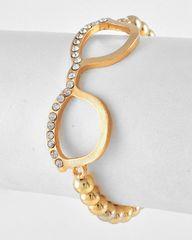 Eye Glass Bracelet
