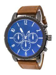 Large Face Unisex Chrono Watch
