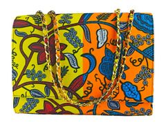 Handmade Ankara Print Fashion Handbag, ADANNA