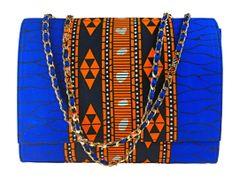 Handmade Ankara Print Fashion Handbag, ADAOBI