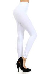 2Chique Boutique Women's Soft Fleece High Waist Leggings