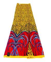 Ankara Print Fabric 6 Yards, Animal Print Multi