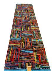 Ankara Print Fabric 6 Yards, Multicolor