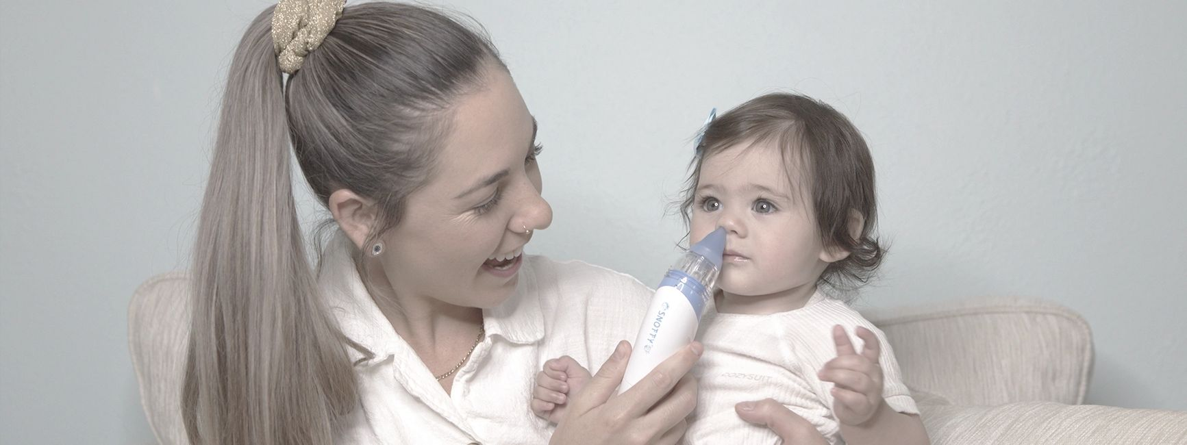 Snotty nasal aspirator available in Australia