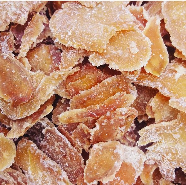 Organic Crystallized Ginger Size 0.5oz (5Ea.)