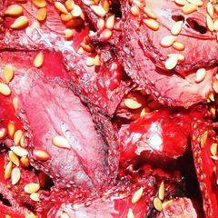 Organic Strawberry Flax Size 1.oz (5Ea)