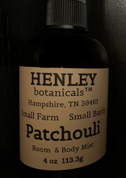 Patchouli Room and Body Mist