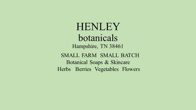 Henley Botanicals