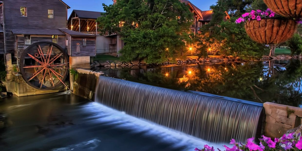 Old Mill Restaurant ~ Pigeon Forge