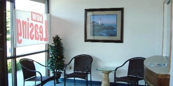 Executive office space rental Oak Harbor