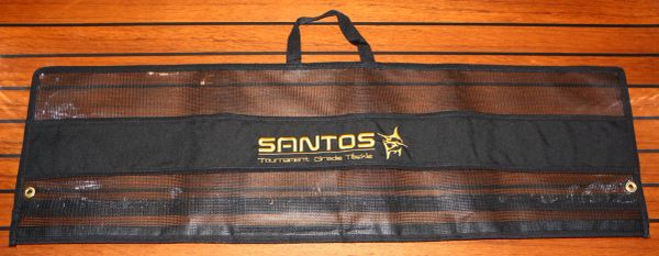 "Santos Big Game Spreader Bar Bag - Single Pocket (40"" X 10"")"