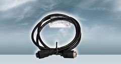 AIR-033-204 Adapter Cable, 8-Pin Transducer to 10-Pin Sounder