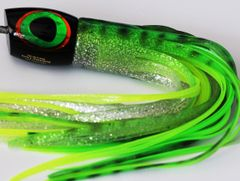 Custom Black Head Green Eye Miranda Plunger