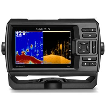 Garmin STRIKER 5cv Fishfinder with CHIRP Transducer