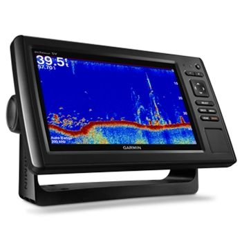 Garmin EchoMAP 94sv UHD, CHIRP, G3 Offshore Charts with Transom Mount Transducer