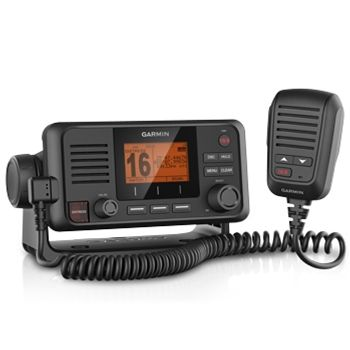 Garmin VHF 110 Fixed Mount Marine Radio