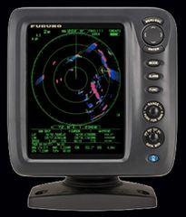 Furuno 1815 4kw Color Radar