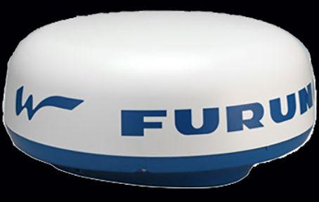 """Furuno DRS4W 1st Watch Wireless 19"""" 4kW Digital Radar"""