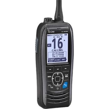 Icom ic-M93D Floating Handheld VHF with GPS