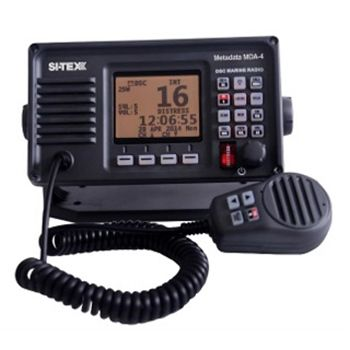Si-Tex MDA-4 VHF Radio with Built-in AIS Receiver