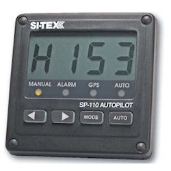 Sitex SP110RF-2 Autopilot for Inboard Powered Boats with Hydraulic Steering