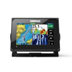 Simrad GO7 XSE with Insight Mapping and TotalScan Transducer