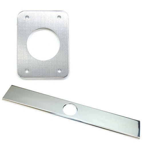 T-Top Aluminum Backing Plates