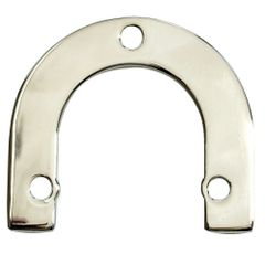 Round Head Rod Holder Backing Plate