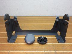 Furuno Mounting Bracket TZ Touch TZT14 001-190-400-00 + 001-026-450 w/ Knobs