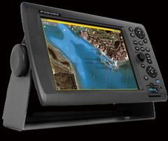 "MFD12 12"" FishFinder/G.P.S./Chartplotter/Radar Display"