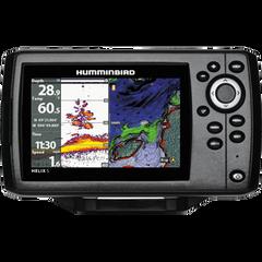 Helix 5 CHIRP FishFinder/GPS G2, w/ Xdcr