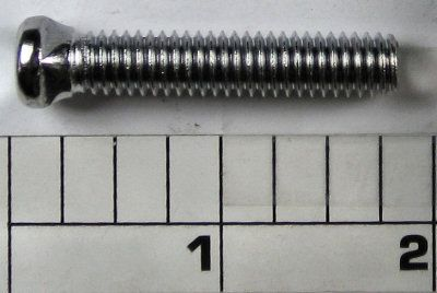 34-130 Rod Clamp Screw ONLY (uses 2)