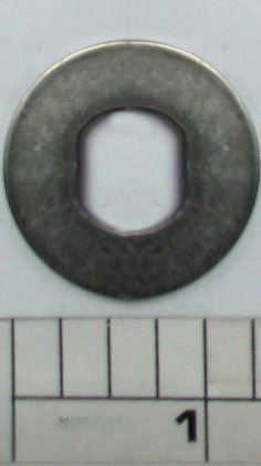Slotted Metal drag Washer