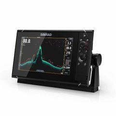 Simrad NSS9 Evo3, MFD/Sonar, Insight Charts